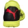 Buty piłkarskie Puma Future 18.4 Tt M 104339 01 żółte czarny, zielony, pomarańczowy 8