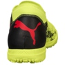 Buty piłkarskie Puma Future 18.4 Tt M 104339 01 żółte czarny, zielony, pomarańczowy 9