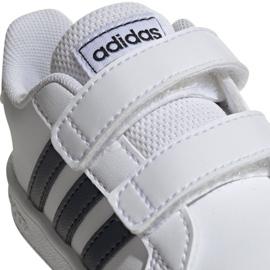 Buty adidas Grand Court I Jr EF0118 białe 1
