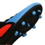 Buty piłkarskie Puma One 19.3 Syn Fg / Ag M 105487-01 czarne czarny, czerwony, niebieski 4