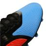 Buty piłkarskie Puma One 19.3 Syn Fg / Ag M 105487-01 czarne czarny, czerwony, niebieski 12