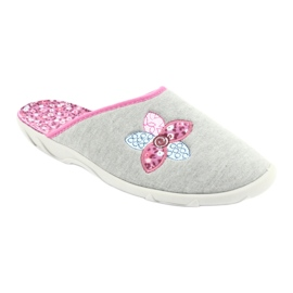Befado kolorowe obuwie damskie 235D155 2