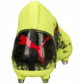 Buty piłkarskie Puma Future 18.3 Fg Ag Fizzy M 104328 01 zielone zielone 8