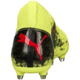 Buty piłkarskie Puma Future 18.3 Fg Ag Fizzy M 104328 01 zielone zielone 9