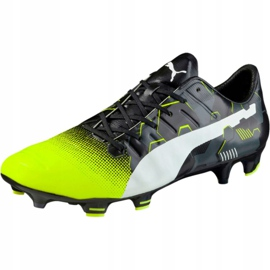 Buty piłkarskie Puma evoPOWER 1.3 Graphic Fg M 103769 01 wielokolorowe wielokolorowe 2