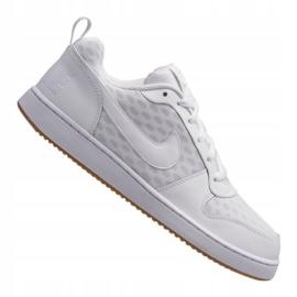 Buty Nike Court Borough Low Se M 916760-101 białe 1