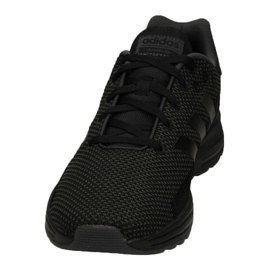 Buty adidas Cloudfoam Racer 9S M BC0125 czarne 1
