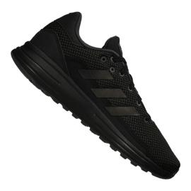 Buty adidas Cloudfoam Racer 9S M BC0125 czarne 2