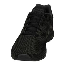 Buty adidas Cloudfoam Racer 9S M BC0125 czarne 3