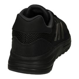 Buty adidas Cloudfoam Racer 9S M BC0125 czarne 4