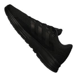 Buty adidas Cloudfoam Racer 9S M BC0125 czarne 7