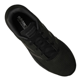 Buty adidas Cloudfoam Racer 9S M BC0125 czarne 11