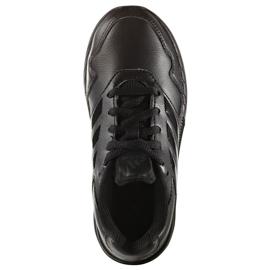 Buty treningowe adidas Alta Run K Jr BA7897 czarne 1