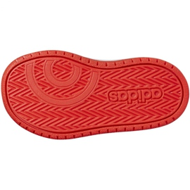 Buty adidas Hoops 2.0 Cmf I Jr B75965 czarne 6