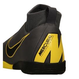 Buty halowe Nike Mercurial SuperflyX 6 Academy Gs Ic Jr AH7343-070 szare wielokolorowe 3