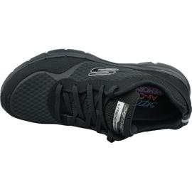 Buty Skechers Flex Appeal 3.0 W 13069-BBK czarne 2