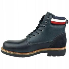 Buty Tommy Hilfiger Active Corporate Boot M FM0FM02654 Cki granatowe 1