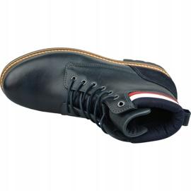 Buty Tommy Hilfiger Active Corporate Boot M FM0FM02654 Cki granatowe 2