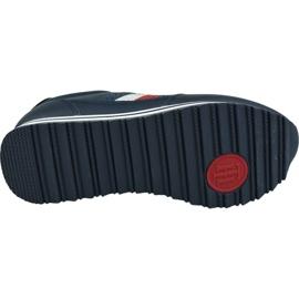 Buty Tommy Hilfiger Tommy Retro Crystal Sneaker W FW0FW04683 Cki granatowe 3