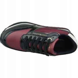 Buty Tommy Hilfiger Tommy Retro Branded Sneaker W FW0FW04305 Gby czerwone 2