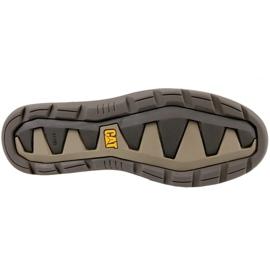 Buty Caterpillar Transcend M P718990 brązowe 3