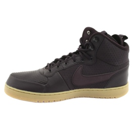 Buty Nike Ebernon Mid Winter M AQ8754-600 wielokolorowe 2