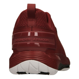 Buty treningowe Under Armour Commit Tr Ex M 3020789-600 czerwone 4