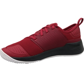 Buty Under Armour Showstopper 2.0 M 3020542-606 czerwone 1