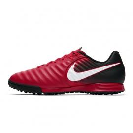Buty piłkarskie Nike TiempoX Ligera Iv czerwone 1