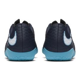 Buty halowe Nike HypervenomX Phelon Iii Ic granatowe wielokolorowe 2