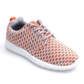 Sportowe buty Do Biegania Roshe KA537 Orange pomarańczowe 1