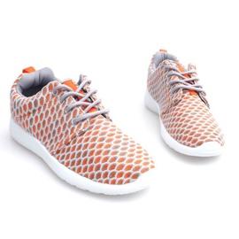 Sportowe buty Do Biegania Roshe KA537 Orange pomarańczowe 5