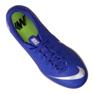 Buty Nike VaporX 12 Academy Gs Ic Jr AJ3101-400 niebieskie niebieski 3