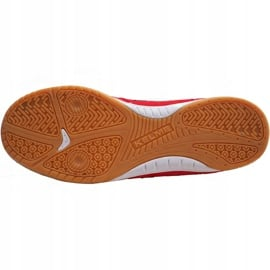 Buty halowe Kelme Precision Indoor 55211 0130 czerwone czerwony 4