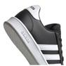 Buty adidas Grand Court Jr EF0102 czarne 5