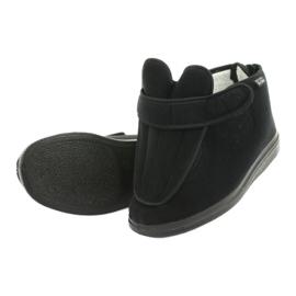Befado obuwie damskie pu orto  987D002 czarne 6