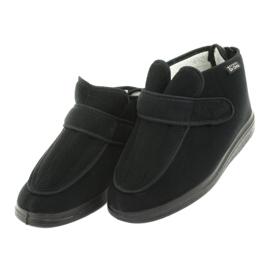 Befado obuwie damskie pu orto  987D002 czarne 4