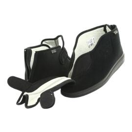 Befado obuwie damskie pu orto  987D002 czarne 5