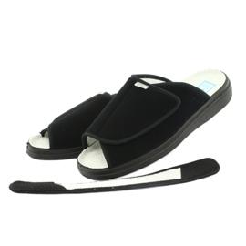 Befado obuwie damskie pu 983D004 czarne 6