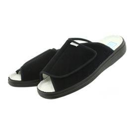 Befado obuwie damskie pu 983D004 czarne 5