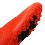 Buty piłkarskie Under Armour Magnetico Select Tf M 3000116-600 czerwone pomarańczowy 3