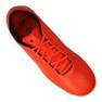 Buty piłkarskie Under Armour Magnetico Select Tf M 3000116-600 czerwone pomarańczowy 4