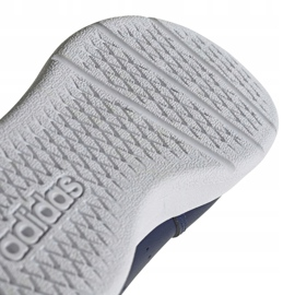 Buty adidas Tensaur C Jr EF1095 granatowe 5