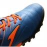 Buty piłkarskie Joma Toledo 2004 Fg Jr TOJS.2004.TF niebieski, pomarańczowy niebieskie 1
