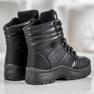 Yes Mile Czarne Sneakersy Na Platformie 3