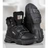 Yes Mile Sneakersy Z Futerkiem czarne 3