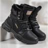 Yes Mile Sneakersy Z Futerkiem czarne 4