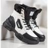 Yes Mile Sneakersy Z Futerkiem 4