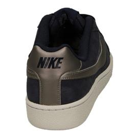 Buty Nike Court Royale Suede M 819802-403 granatowe 1