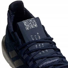 Buty adidas PulseBoost Hd M EF1357 granatowe 3